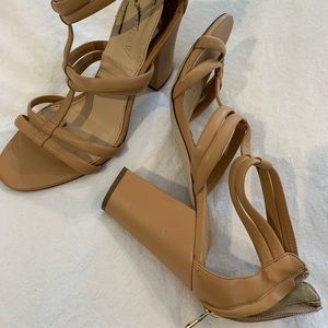 Jcrew Sandals - perfect for weddings!